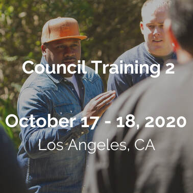Council Training 2, October 6-7, 2018, Pacific Palisades, CA