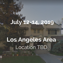 Council Training 3, July 13-15, 2018, Pacific Palisades, CA