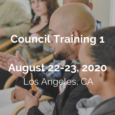 Council Training 2, October 5-7, 2018, Oakland, CA
